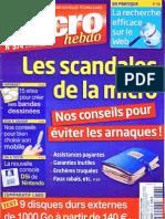 Micro Hebdo N574