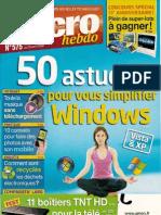 Micro Hebdo N575