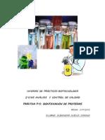 identificacion proteínas