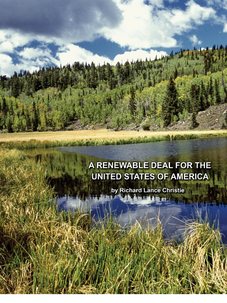 The Renewable Deal A Comprehensive To Transform American Bike Tool 15 In 1 With Chain Cutter United Hijau Restoration Ecology Sustainability