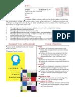 Passport013 2012 Syllabus
