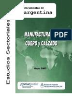 Estudios Sectoriales - Manufacturas de Cuero y Calzados