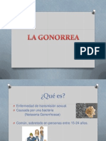 LA GONORREA.ppt