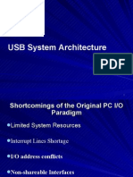 USB System Architecture