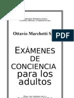 Examenes de Conciencia Para Adultos