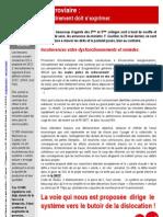 Tract UFCM-CGT Réforme ferroviaire
