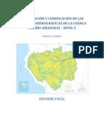 Informe Final Delimitacion y Codificacion Unidades Hidro 2