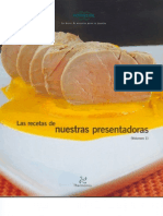 Thermomix Tm31 - Las Recetas de Nuestras Presentadoras (Volumen 1)