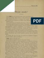 Reclams de Biarn e Gascounhe. - Yéné 1921 - N°1 (25e Anade)