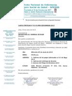 CARTA CIRCULAR N° 011-S.ORG-LIMA METROPOLITANA
