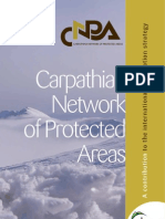 Ariile protejate din Carpati