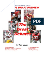 2009 NFL Draft Preview Magazine