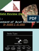 Brain Attack By dr. RABEE ALANSI SANAA YEMEN