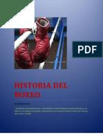 Historia Del Boxeo