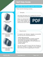 SOHO USB KVM Firmware Update Instructions