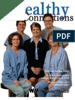 Winona Health - Healthy Connections Winter 2006