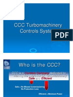 CCC Turbomachinery Controls System