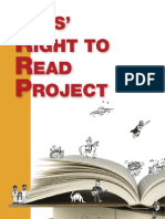 Kids' Right to Read Project