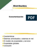 Caracterizacion de SD
