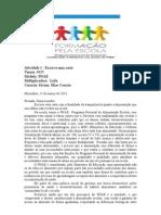 Carta Atividade1 Divinaelias
