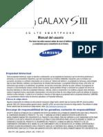 Galaxy S III Spanish User Manual