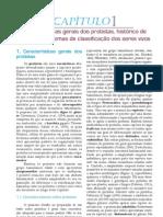 Degustação Glossário de Protistologia