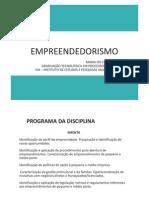 Empreendedorismo e Mail