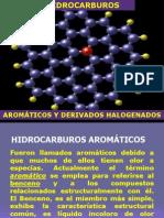hidrocarburos alogenados aromaticos