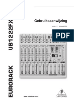 Nehringer Ub 1222 Fx Manual
