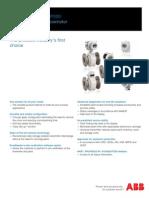 Manual Medidor Flujo ABB