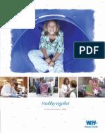 Winona Health 2008 Annual Report