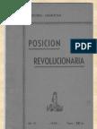 Posicion Revolucionaria - A. Casanova