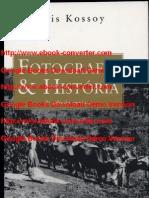 fotografia & história por boris kossoy