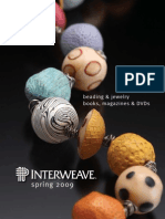 9114541 Interweave 2009 Jewelry Catalog