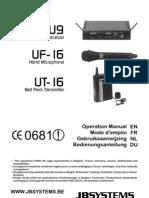 SU9+UF16 Product Manual