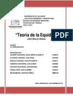 Modelo de La Equidad Grupo 5