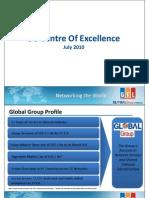 3G CoE Presentation July 2010