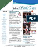 Vanilla Times Jan 2008