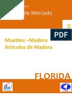 Estudio Mercado- Madera Mueble Hacia Florida