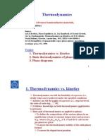 Thermodynamics Lecture 2