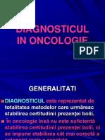 Diagnosticul Cancer