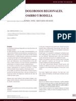 Sindromes Dolorosos Regionales,Columna, Hombro y Rodilla