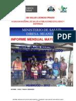 Informe Mensual Mayo 2012