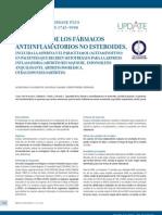 SEGURIDAD DE LOS FÁRMACOS ANTIINFLAMATORIOS NO ESTEROIDES
