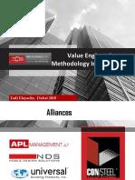 1-Value Engineering Methodology in Construction