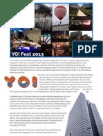 Yo Fest Report