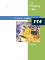 Indian Banking Sector - 'The Promising Future'
