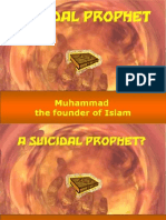 Muhammad and Suicide