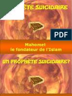 Mahomet et le Suicide