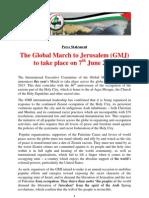 Press Release 2013